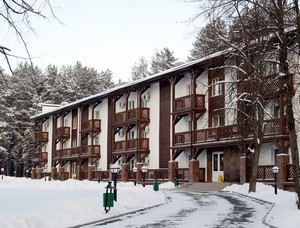 гостиницы, мотели, пансионаты города Таруса - где лучше остановиться