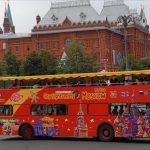 ТОП-5 обзорных экскурсий по столице на автобусе!